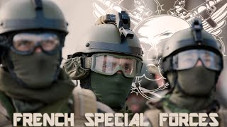 "French Special Forces / 2015 / ""Au Delà Du Possible"""