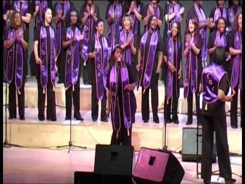 Oh Happy Day - Birmingham Community Gospel Choir 2012