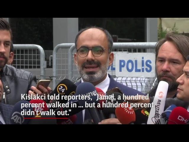 Turkey will search Saudi consulate for Khashoggi