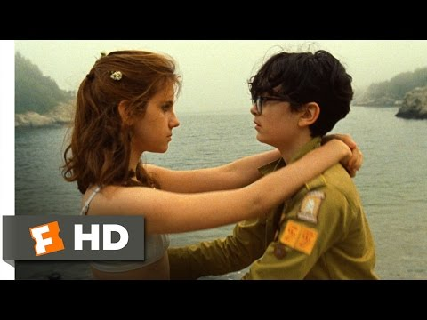 Moonrise Kingdom (8/10) Movie CLIP - I Love You (2012) HD