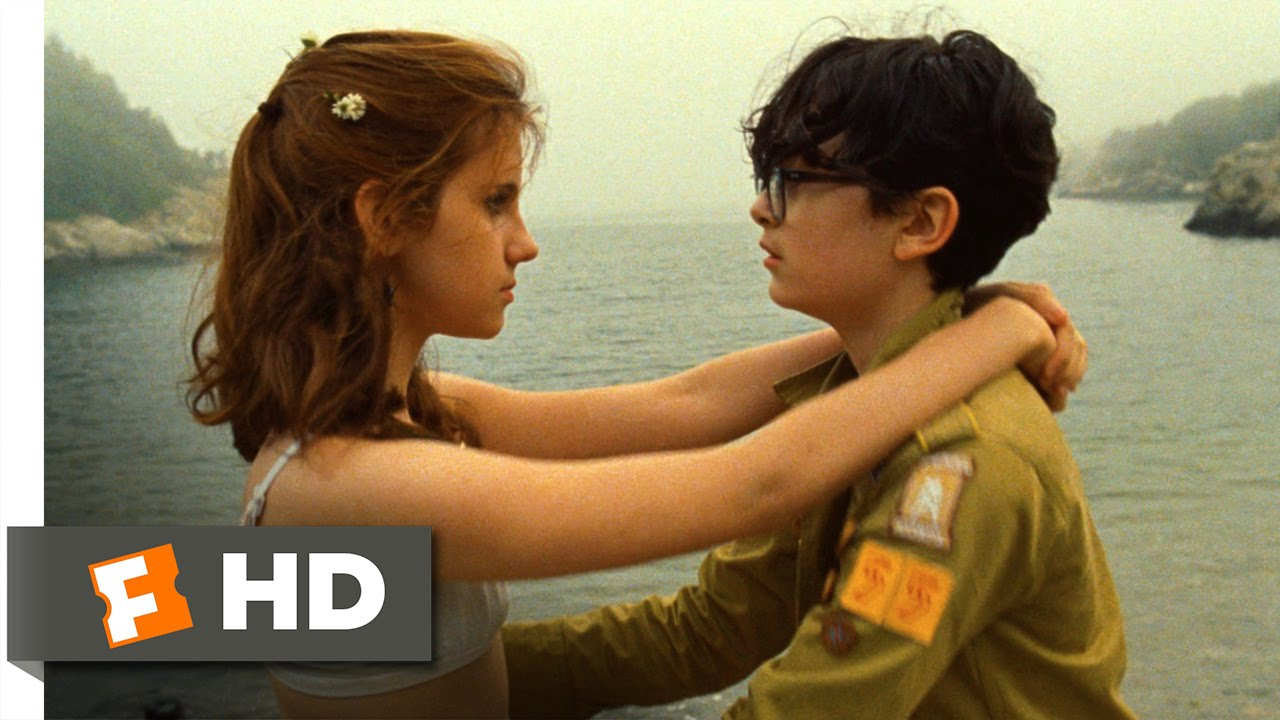 Moonrise Kingdom 810 Movie Clip - I Love You 2012 Hd -4250