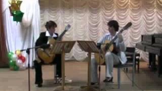А. Хачатурян Вальс из музыки к драме