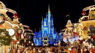 My FULL Nighttime Experience at Magic Kingdom in 4K | Walt Disney World Orlando Florida 2020