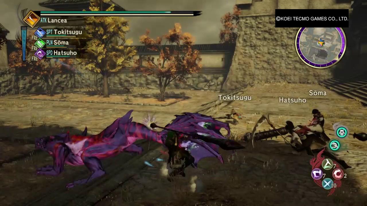 Toukiden 2: Oni spawn glitch?