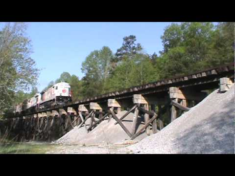Franklin Industrial Mines freight near Ozone,TN