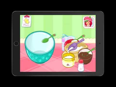 Bake Shop (Part 1) - пекарня сладостей. Игра для детей на Ipad