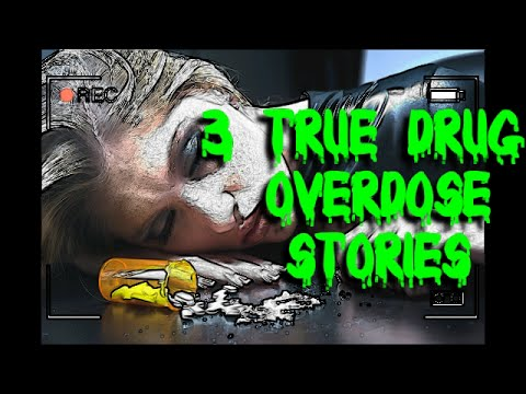3 True Terrifying Drug Overdose Stories