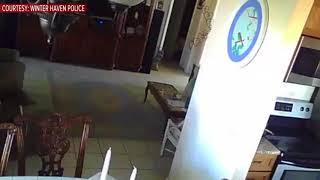 Police: Burglary suspect took hinges off door, broke into elderly woman's home during broad daylight