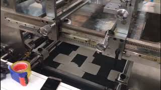 Cut & Crease Window Patching Machine