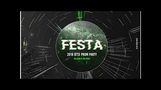 "BTS Drops Special ""Bangtan News"" Interview And Dance Practice Video For 2018 BTS Festa"