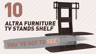 Altra Furniture TV Stands Shelf // New & Popular 2017