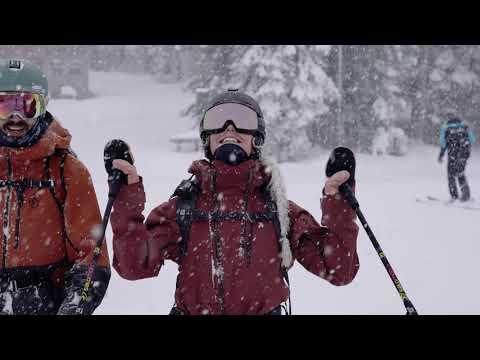 Brundage Mountain Season Highlights  - 2020/2021