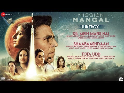 Download Lagu  Mission Mangal - Full Movie Audio Jukebox | Akshay | Vidya | Sonakshi | Taapsee Mp3 Free