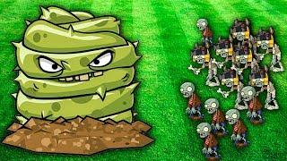 ПОЖИРАТЕЛЬ ЗОМБИ - Plants vs Zombies 2 | РАСТЕНИЯ ПРОТИВ ЗОМБИ