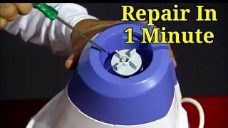 Repair Mixer in 1 Minute at Home | Aqualive