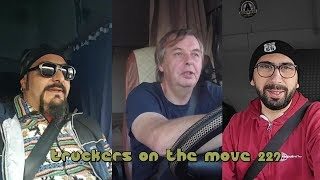 Truckers on the move 229