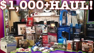 HUGE $1000+ MEGA! BED BATH BEYOND DUMPSTER DIVE JACKPOT HAUL!