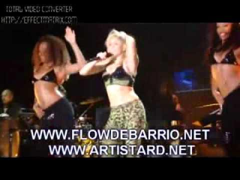 Shakira Loca feat. el Cata –  Live Presentation ( Presentacion en Vivo) NEW