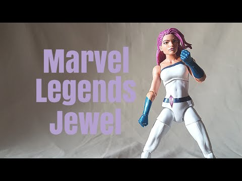 Marvel Legends Amazon Exclusive Defenders Box Set Jewel Figure Review