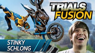 Trials Fusion - Stinky Schlong