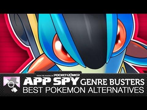The best Pokemon alternatives on iOS | AppSpy.com