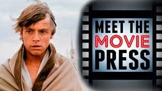 Luke Skywalker Leak, Joaquin Back with Shyamalan & More - August 28th, 2015 - Meet The Movie Press