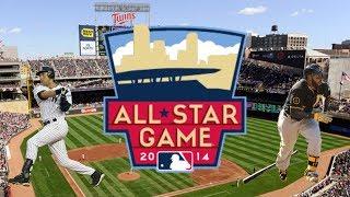 MLB | 2014 All-Star Game Highlights ᴴᴰ