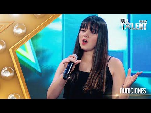 MELODY cantó en COREANO y dejó al jurado sin palabras