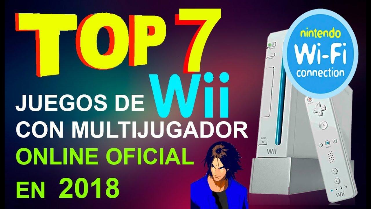 Top 7 Juegos De Nintendo Wii Con Soporte Online Oficial En 2018