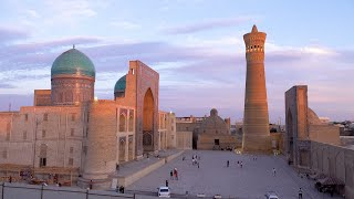 Famous Mosques In Uzbekistan