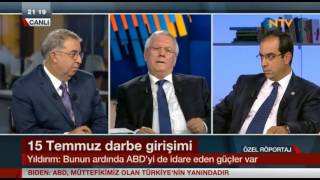 """Aziz Yıldırım: """"FETÖ'ye karşı mücadelede bir tek Cumhurbaşkanı ve Başbakan samimi."""""""