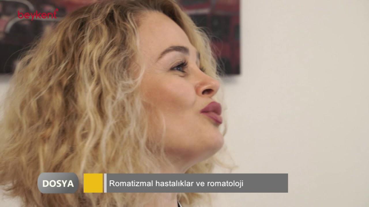 DOSYA: Romatizmal Hastalıklar - Dr. Selda Öktem / Uzman Romatolog