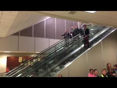 Return missionaries Salt Lake City international December 15 2016