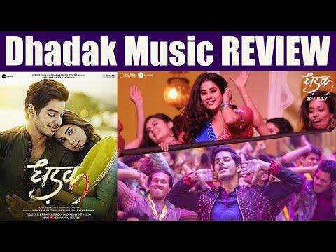 Dhadak Music Review: Jhanvi Kapoor  Ishaan Khatter  Ajay Atul  Amitabh Bhattacharya  FilmiBeat