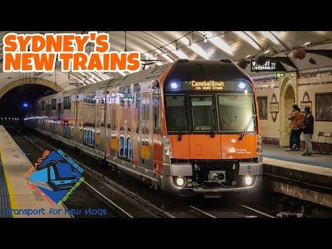 Transport For NSW Vlog No.1144: Sydney's Newest Train