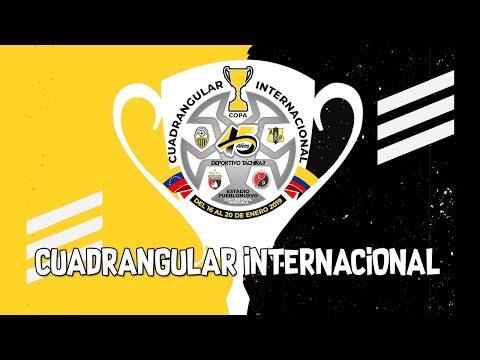 CUADRANGULAR INTERNACIONAL 2019 / JORNADA 1
