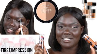 First Impression ALL Wet n' Wild Beauty Products || Nyma Tang