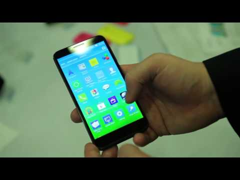 Alcatel One Touch Idol 2 hands-on @ MWC 2014