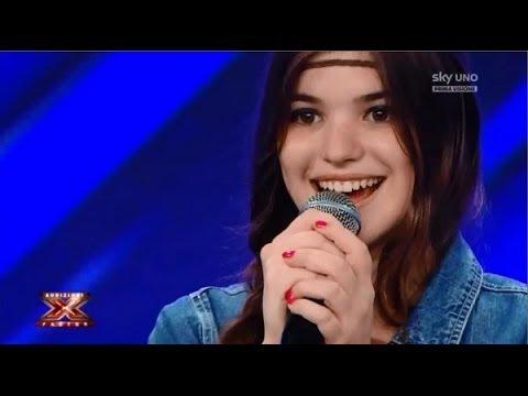 Chiara Grispo - Price Tag by Jessie J - XFACTOR 7 - Saluta gli Amici del Talent Vocal Selection