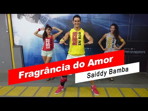 saiddy bamba fragrncia do amor