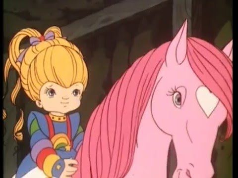 rainbow brite horse of a different color youtube rainbow brite horse of a different color