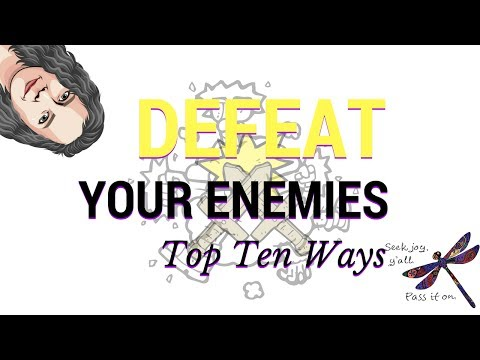 ArwenTalks: Top 10 Ways to Defeat An Enemy (Real Witches Caught On Tape)