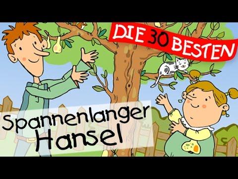 Spannenlanger Hansel - Kinderlieder Klassiker zum Mitsingen || Kinderlieder