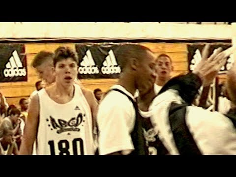 Mike Miller - The  Best High School Players in the Country 1997