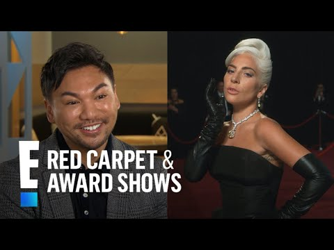 Lady Gaga's Hairstylist Talks Audrey Hepburn-Inspired Hairstyle | E! Red Carpet & Award Shows