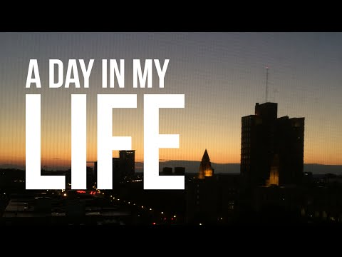 A DAY IN MY LIFE AT BU // RISE 2016