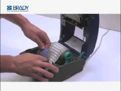 BRADY BBP11-34L PRINTER WINDOWS 8 DRIVER