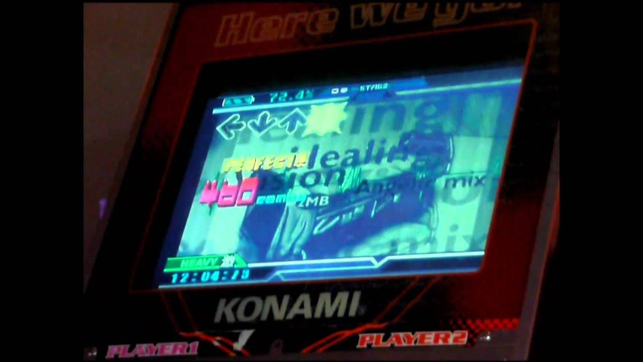 Kon - DREAM A DREAM (Maniac) AAA#289x2 on DDR 4th Mix PLUS (Arcade ...