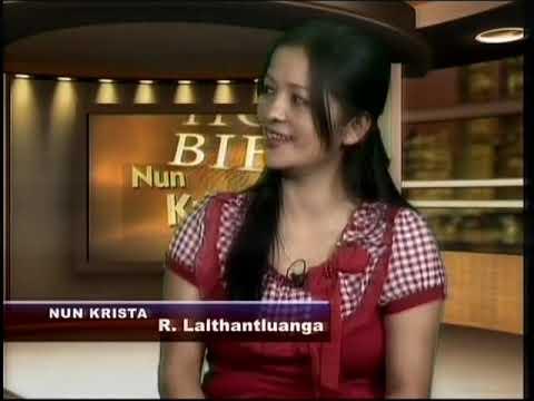 R. Lalthantluanga - Interview na
