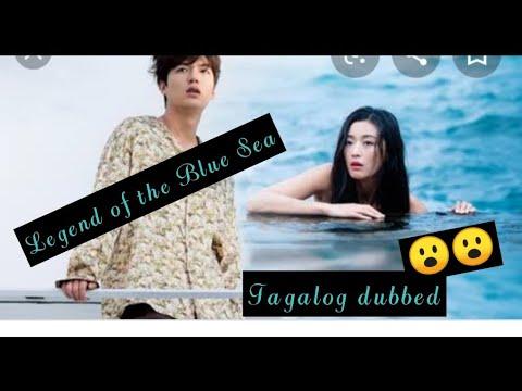 Legend of the blue sea Tagalog dubbed Part 1(episode 1)